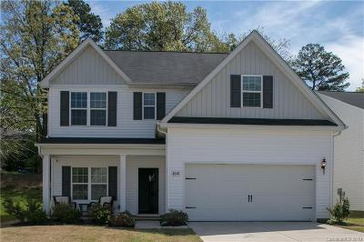Charlotte Single Family Home For Sale: 8318 Paw Valley Lane