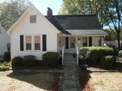 Gaston County Single Family Home For Sale: 807 S Chester Street