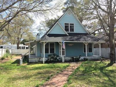 Single Family Home For Sale: 2511 Seashore Road #1
