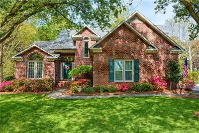 Single Family Home For Sale: 8815 Taunton Drive