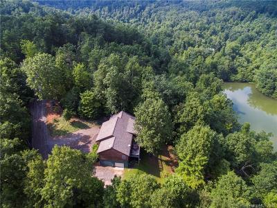 McDowell County Single Family Home For Sale: 288 Long Ridge Road #879
