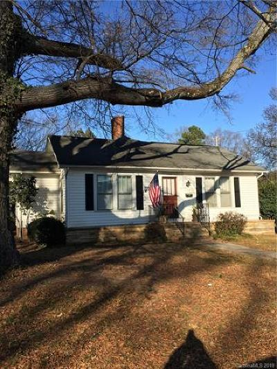 Mooresville, Kannapolis Single Family Home For Sale: 648 Center Avenue