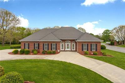 Shelby Single Family Home For Sale: 100 Kendallwood Drive