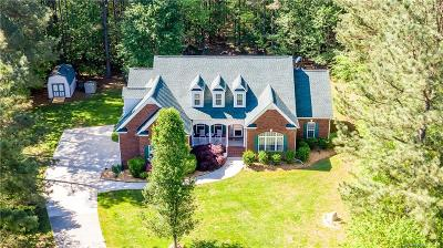 Stanley Single Family Home Under Contract-Show: 6990 Ridgeway Road