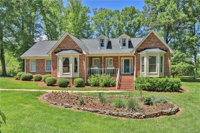 Waxhaw, Weddington Single Family Home Under Contract-Show: 526 Cottonfield Circle
