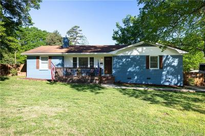 Single Family Home For Sale: 1411 Old Nation Road