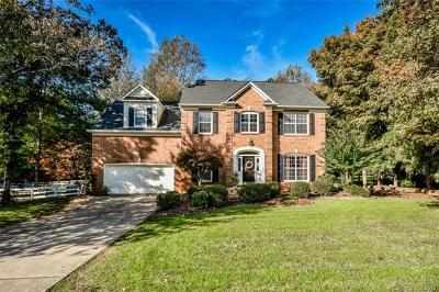 Mooresville Single Family Home Under Contract-Show: 126 Monterey Drive