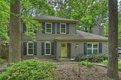 Stonehaven Single Family Home Under Contract-Show: 6808 Valley Haven Drive