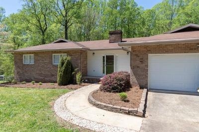 Catawba County Single Family Home For Sale: 1145 Fairway Drive