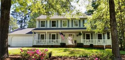 Single Family Home For Sale: 9832 White Cascade Drive