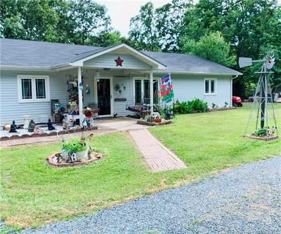 Monroe Single Family Home For Sale: 1809 Mullis Road