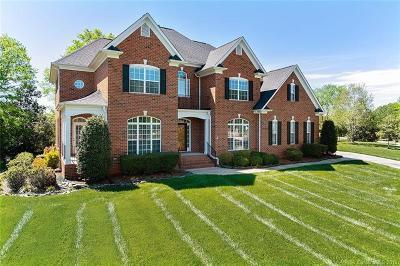 Matthews Single Family Home For Sale: 1601 Emerald Lake Drive