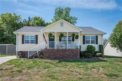 Cabarrus County Single Family Home For Sale: 868 Loch Lomond Circle