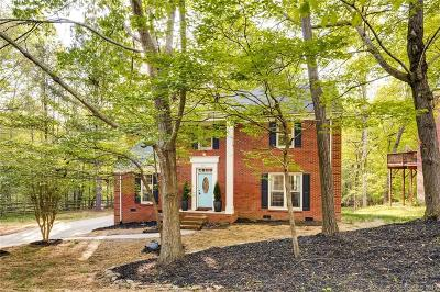 Matthews Single Family Home For Sale: 328 Foxfield Lane