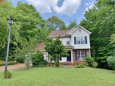 Waxhaw Single Family Home For Sale: 3601 Hermitage Place Drive