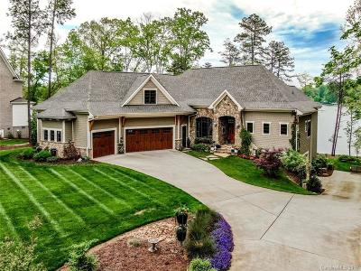 Troutman Single Family Home For Sale: 199 Timber Lake Drive