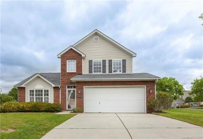 Charlotte Single Family Home For Sale: 13938 Millers Creek Lane