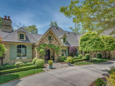 Hendersonville Single Family Home For Sale: 501 High Cliffs Road