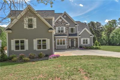 Mooresville Single Family Home For Sale: 122 Millhouse Road