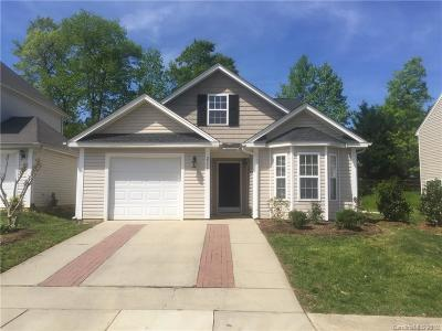 Charlotte Single Family Home Under Contract-Show: 2339 Richard Rozzelle Drive