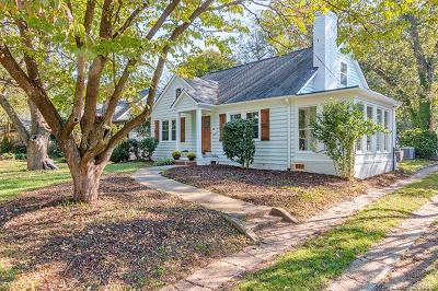 Myers Park, Myers Park Manor Single Family Home For Sale: 2919 Park Road