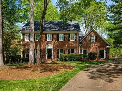 Charlotte Single Family Home For Sale: 10301 Avondale Avenue