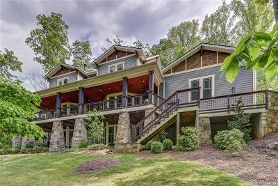 Asheville NC Single Family Home For Sale: $1,345,000