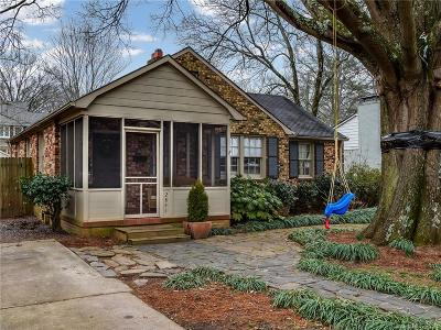 Single Family Home For Sale: 2841 Manor Road