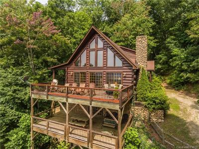 Waynesville Single Family Home For Sale: 287 Tracking Elk Trail