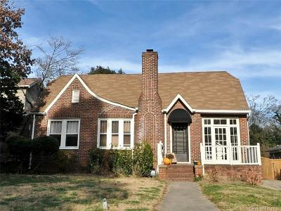 Charlotte Single Family Home For Sale: 2313 Kenmore Avenue
