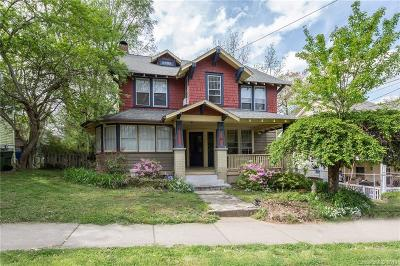 Asheville NC Multi Family Home For Sale: $795,000