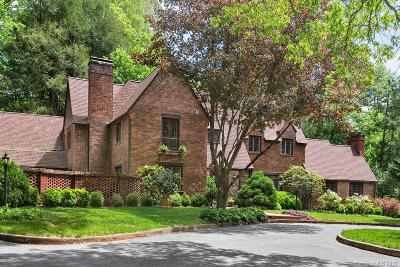 Asheville Single Family Home For Sale: 26 Eastwood Road