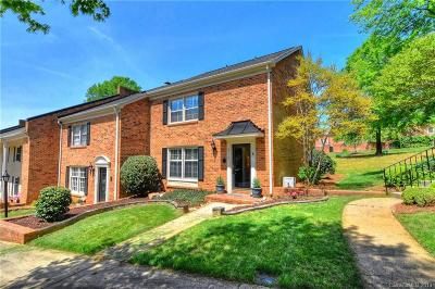 Charlotte Condo/Townhouse Under Contract-Show: 6710 Constitution Lane