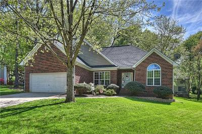 Huntersville Single Family Home Under Contract-Show: 12501 Cedarford Court