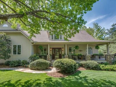 Hendersonville Single Family Home For Sale: 69 Mountain Vista Drive