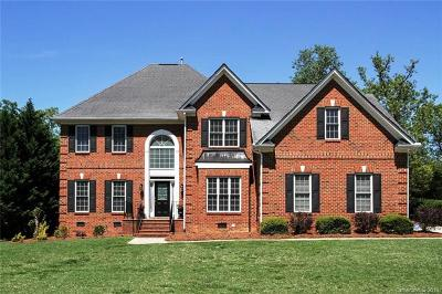 Union County Single Family Home For Sale: 8602 Royster Run