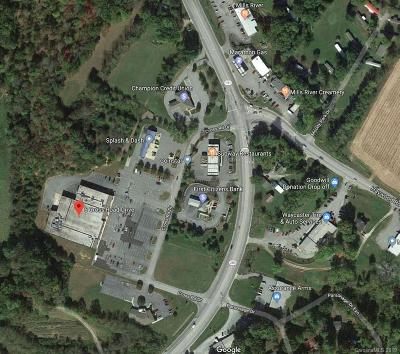 Henderson County Commercial For Sale: 6 Cross Road Drive