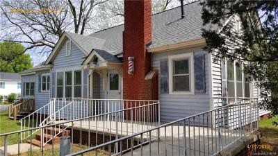 Single Family Home For Sale: 1628 Secrest Shortcut Road
