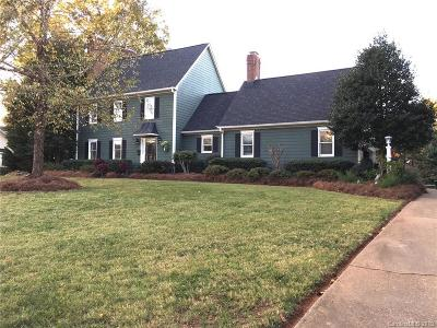 Gastonia Single Family Home For Sale: 1544 Stableview Drive