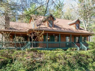 Weaverville Single Family Home For Sale: 9 Cornelia Lane