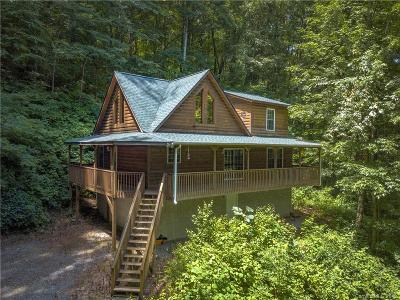 Haywood County Single Family Home For Sale: 513 Apple Creek Road