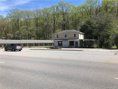 Haywood County Commercial For Sale: 2355, 2375, 2381 Soco Road