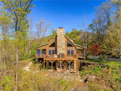 McDowell County Single Family Home For Sale: 1288 Honeycutt Road