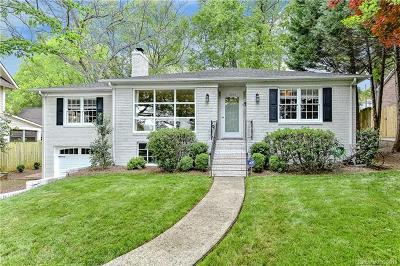 Myers Park, Myers Park Manor Single Family Home For Sale: 3150 Windsor Drive