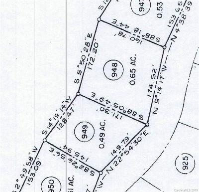 Residential Lots & Land For Sale: 948-949 Lookout Drive #948-949