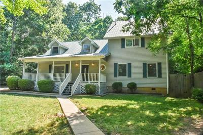 Black Mountain Single Family Home For Sale: 210 & 208 Craggy Street