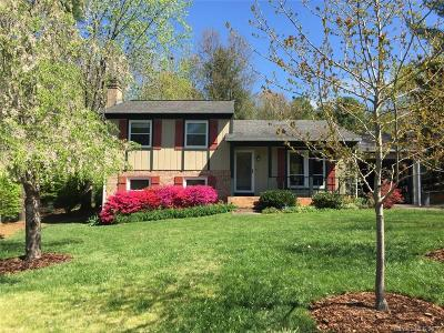 Asheville NC Single Family Home For Sale: $315,000