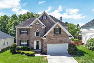 Single Family Home For Sale: 2005 Copperplate Road