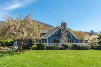 Waynesville Single Family Home For Sale: 38 Heavens View Road