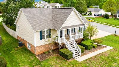 Mount Holly Single Family Home For Sale: 100 Arbor Ridge Road